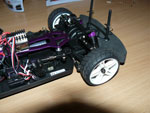 RC-AUTO - test modelu HSP