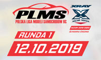 1 runda PLMS RC & XRS Poland on-road - informator