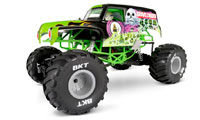 Axial SMT10 Grave Digger Monster Jam w wersji RTR