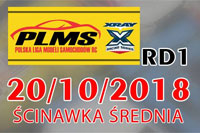 1 runda PLMS RC & XRS Poland on-road ju� 20.10.2018