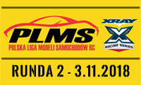 2 runda PLMS RC & XRS Poland on-road - 3.11.2018
