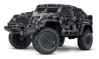 Traxxas TRX-4 Tactical Unit RTR trial truck